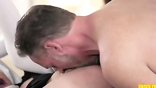Maid Gets Fucked in badroom
