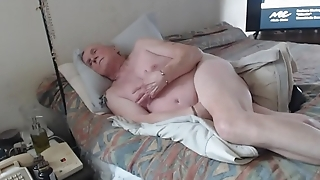 Dildo dear one and orgasm
