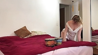 My dad'_s best friend cums inside me! - Erin Electra
