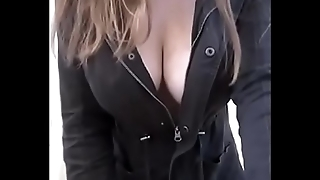 TASTY TITTY FLASH TEEN