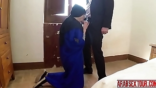 Hot arab prostitute knows how about thank her dab hand in a hot way