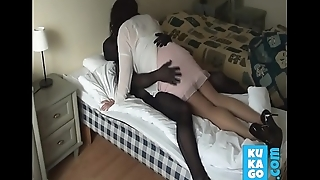 Carnal knowledge with my Pantyhose GF part 3 of 3