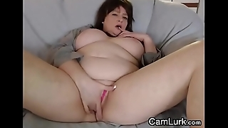 Obscene Chubby Amateur Whore