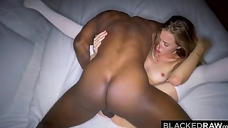 BLACKEDRAW  NYC Teen Fucks The Biggest BBC in The World