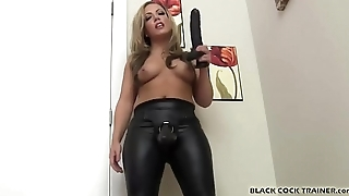 I know you are desperate for some big black cock