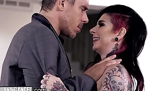 Joanna Angel wants Anal to Spice it Here close by Boring Costs