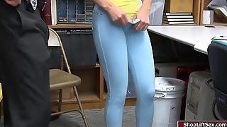 LP fucked Arie Faye cowgirl