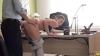 LOAN4K. Talented young lady absolutely likes sex