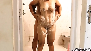Mona Bhabhi In Shower Pussy Fucked In Doggystyle