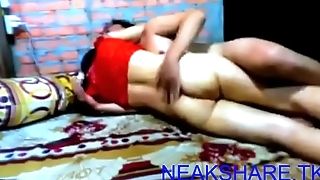 khmer wife facking with lover at rental-house